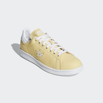 YellowCloud Schuh Smith Stan Deutschland Gelb Easy Adidas White Tl1FJKc