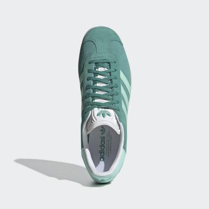 White True Schuh Gazelle GreenClear Adidas Grün Deutschland Mint Cloud Ifgb76yYv
