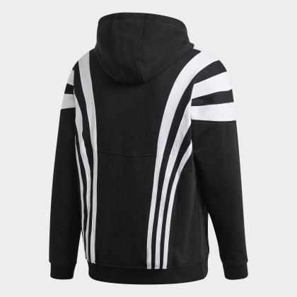Deutschland Adidas 96 Schwarz Hoodie Balanta Black PZXuiOTk
