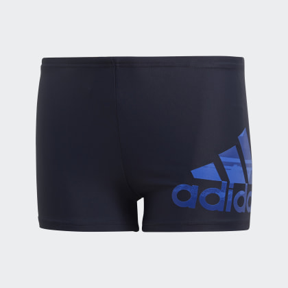Blue res Badge InkHi to Adidas Of badehose Legend school Sports Boxer Blau Deutschland Back 8mNwn0