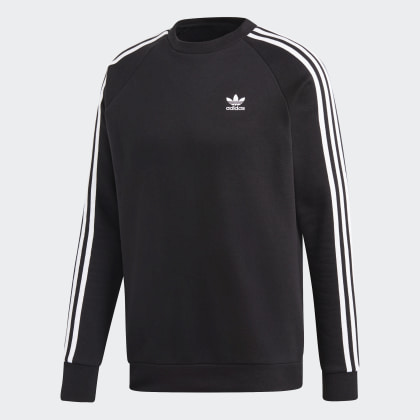 3 streifen Schwarz Adidas Deutschland Black Sweatshirt m8nwNv0
