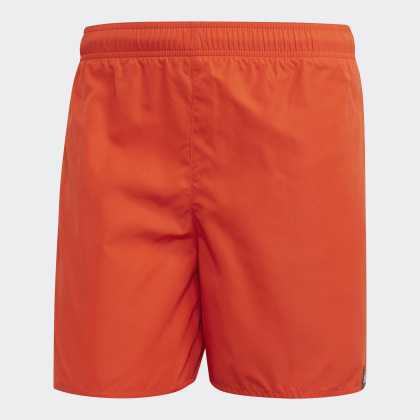 Active Orange Solid Deutschland Adidas Badeshorts qSUpLzVGM