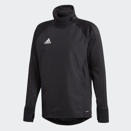 Oberteil Warm Condivo BlackWhite 18 Deutschland Player Focus Schwarz Adidas thdQCxsr