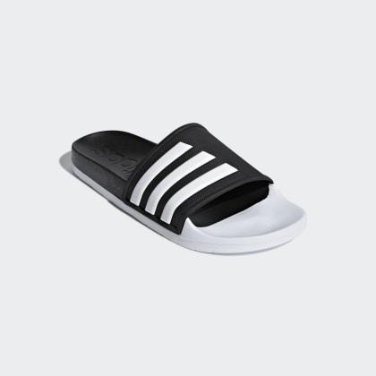 Deutschland Adidas Adilette BlackCloud Tnd Schwarz Core White lJFKT1c
