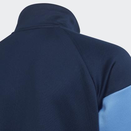 Blau Of Badge Collegiate NavyWhite Adidas Trainingsanzug Sport Deutschland trhQCsdx