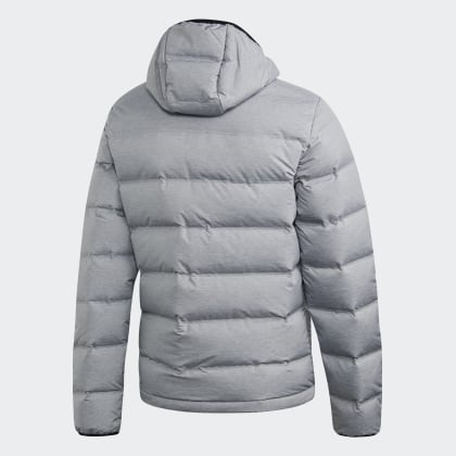 Helionic Medium Grey Heather Deutschland Grau Jacke Adidas eBCoxd