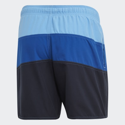 Adidas Blau Royal BlueCollegiate Colorblock Real Deutschland Badeshorts UVGLzpSqM