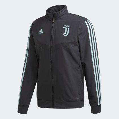 Juventus Adidas Grau Präsentationsjacke Dark Turin Ultimate Deutschland GreyEnergy Aqua DE2WH9I