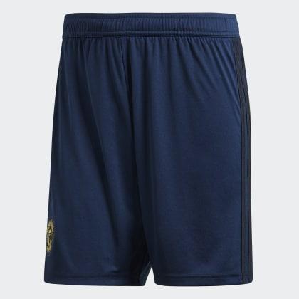 Adidas United Blau Matte Gold Manchester Ausweichshorts Collegiate Deutschland NavyNight 4Aj5RL