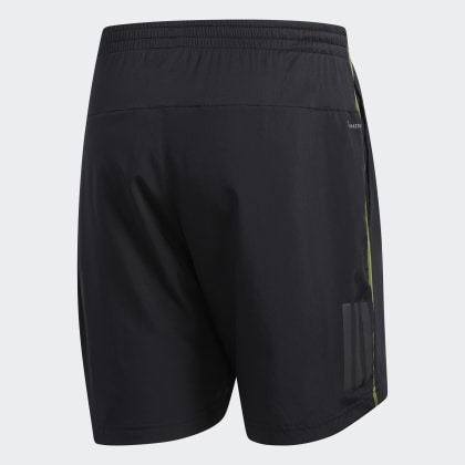 Olive Deutschland Shorts Run Adidas Own The Schwarz BlackTech BxrdCoe