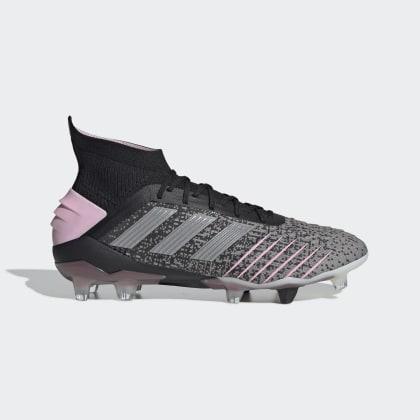 Adidas 1 Fg Predator Grey Fußballschuh 19 Schwarz MetMgh BlackSilver Core Deutschland Solid 0ONvnwmy8P