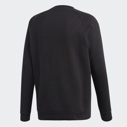 Adidas streifen Black Schwarz Deutschland 3 Sweatshirt OZXukPiT