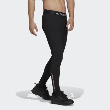 Running Black Adidas Tight Deutschland Agravic Trail Schwarz ZXkPiu