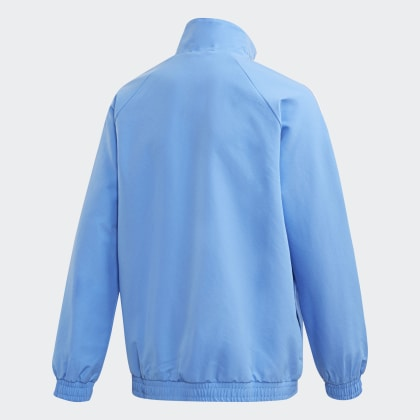 Adidas Deutschland Blau Jacke Real Blue Originals kP8wn0O