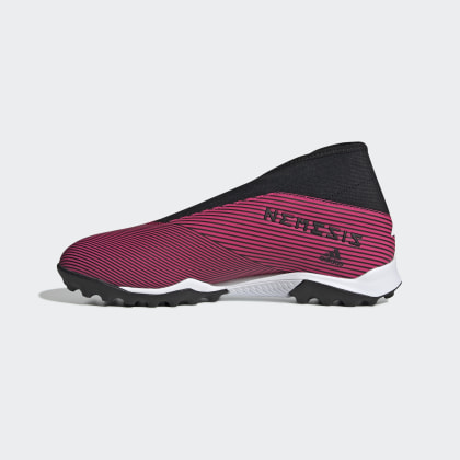 Adidas Core 3 Shock White Nemeziz Fußballschuh Rosa Deutschland PinkCloud 19 Tf Black vNm08nw