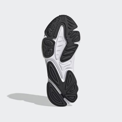Schuh Weiß Deutschland Adidas Black Cloud WhiteCore Ozweego Yfvby76g