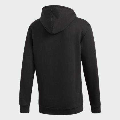 Deutschland Hoodie Adidas Black Schwarz Trefoil 5qcLRj43A