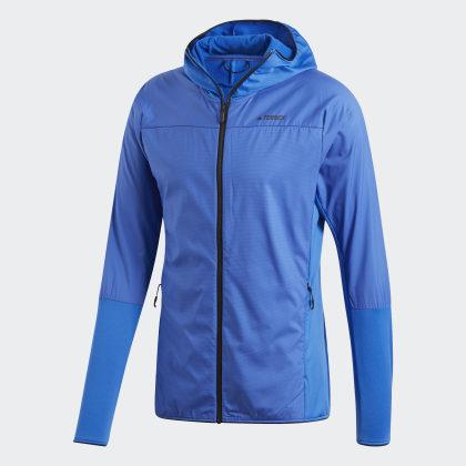 Blau BlueBeauty Adidas Fleecejacke Skyclimb Deutschland Terrex Shock SUVMqpzG