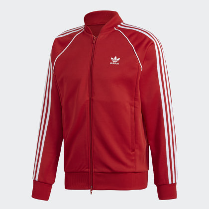 Adidas Sst Originals Jacke Power Deutschland Red Rot K5lF1JcuT3