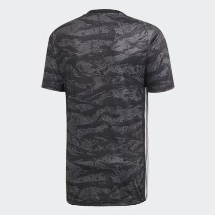 Torwarttrikot Adidas Schwarz BlackWhite Deutschland Turin Juventus W2YHEID9