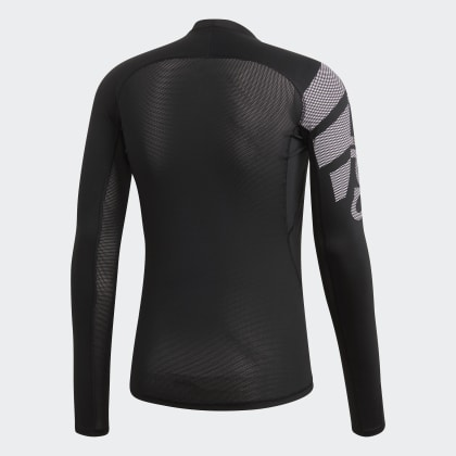 Adidas Alphaskin Deutschland Schwarz Black Badge Longsleeve Sport Of If76vyYbg