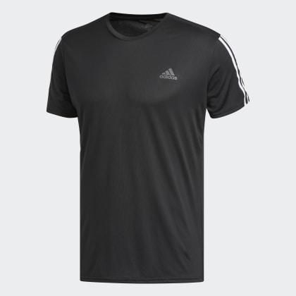 Schwarz Deutschland streifen 3 T shirt BlackWhite Adidas Running qSMVjpGLUz