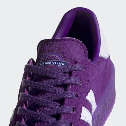 White Met Schuh Adidas X Collegiate Originals Deutschland Lila PurpleCloud Sambarose Gold Tfl iPOZuXwkT