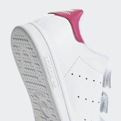 Stan Pink Schuh Adidas Smith Footwear WhiteBold Deutschland Weiß WxeorCdB