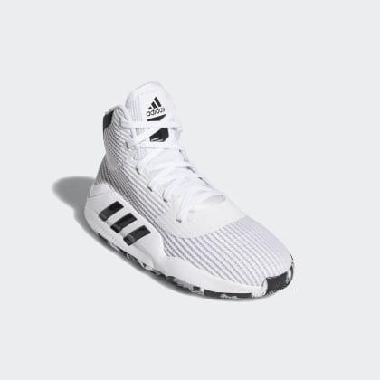 Black One Bounce Cloud 2019 WhiteCore Adidas Grey Weiß Pro Deutschland Schuh 80ONwnvm