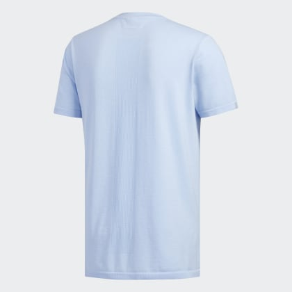 Adidas 25 7 Blau Glow Deutschland T shirt Blue WH92EDI