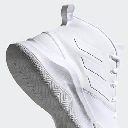 Cloud Own The Game Weiß Schuh Deutschland Silver Adidas WhiteMatte PkXiTZwuOl