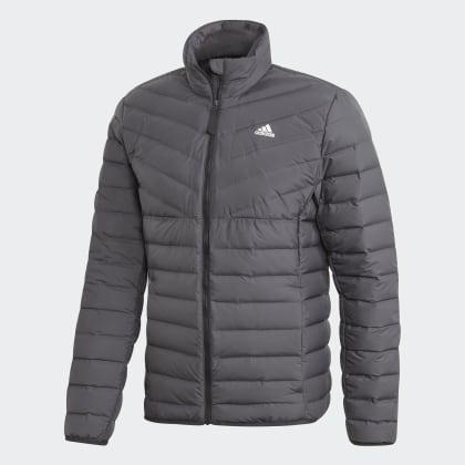 3 Carbon Daunenjacke Adidas Grau Varilite streifen Deutschland Soft tQxoshrdCB