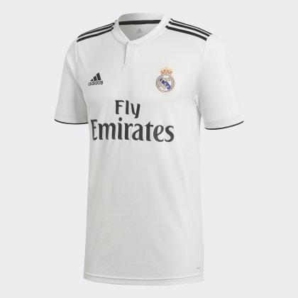 Heimtrikot Weiß Core Deutschland Real Madrid WhiteBlack Adidas v08wmNn