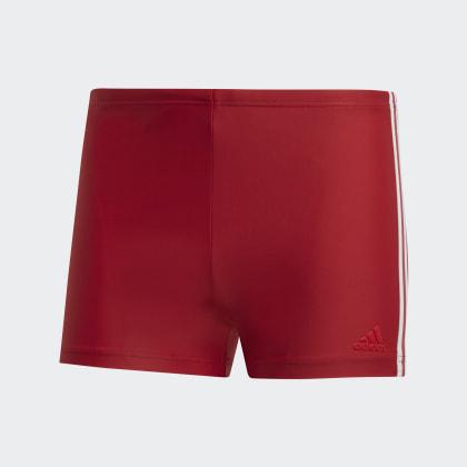 Maroon 3 Deutschland streifen badehose Adidas Rot Boxer Active PXiwOkuTZ