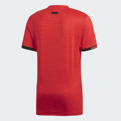 Red T shirt Adidas Deutschland Matchcode Rot Heathered QdshBCtrxo
