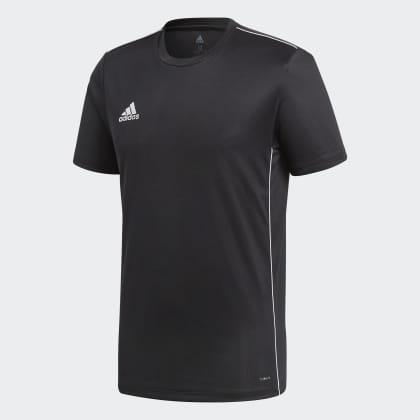 Core Adidas 18 Schwarz Trainingstrikot Deutschland BlackWhite OPZkiXu