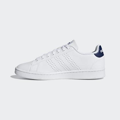 Blue Weiß Advantage Adidas Cloud Deutschland Schuh WhiteDark CeWEQordxB