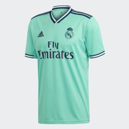 Indigo Ausweichtrikot Grün GreenNight res Madrid Hi Adidas Real Deutschland Kc5uF1JTl3