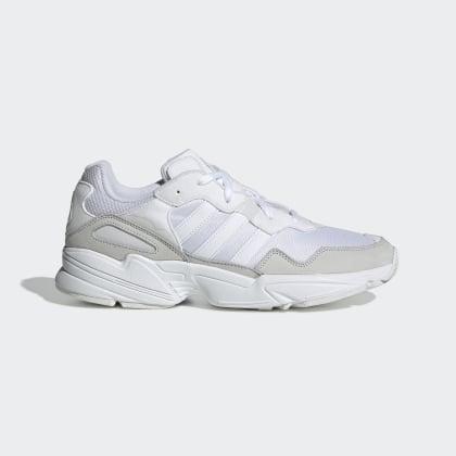 Two Adidas Yung WhiteGrey Deutschland Schuh Weiß Cloud fY6gbyv7