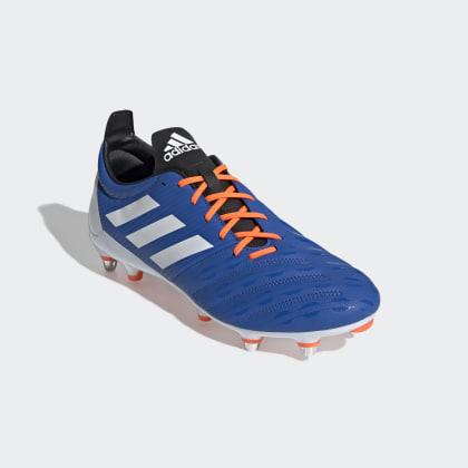 Malice Solar Sg White Rugbyschuh Deutschland BlueCloud Blau Orange Adidas QBeWdoErCx