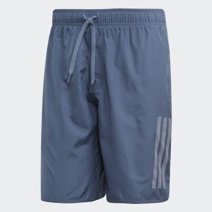 streifen 3 Adidas Badeshorts Deutschland Ink Tech Blau PuiOkZX