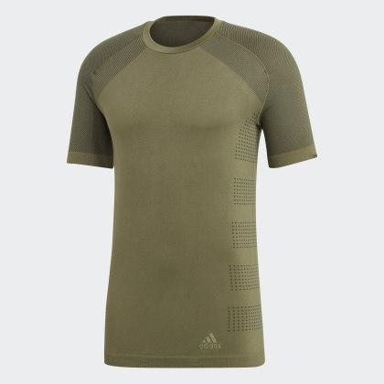 shirt GreenLegend Deutschland Adidas Ivy Ultra Light T Grün Primeknit OkZiuPX