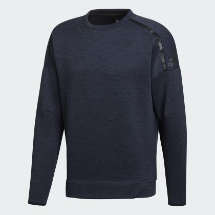 Adidas Zne Grau HtrLegend n Deutschland Ink Z eSweatshirt FTlJKc31