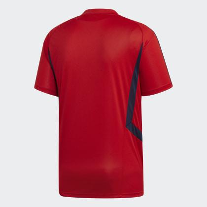 Adidas Deutschland ScarletCollegiate Arsenal Rot Fc Trainingstrikot Navy n0wvm8ON