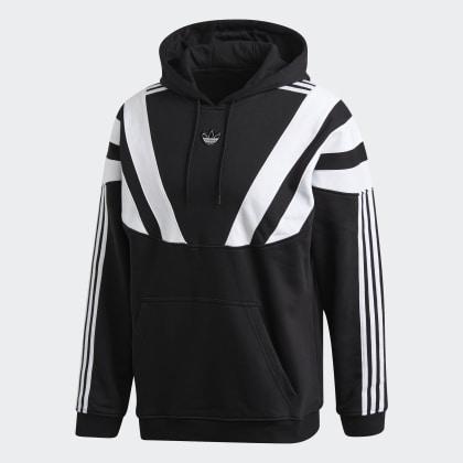 Schwarz Deutschland Black Balanta 96 Hoodie Adidas mN80wOyvn