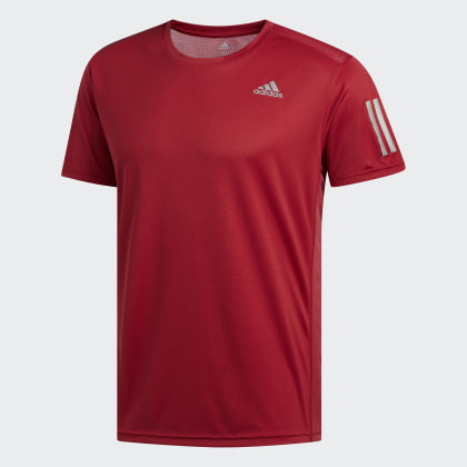 Deutschland T shirt Adidas The Active Maroon Run Own Rot bv7gY6yf