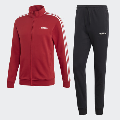 Deutschland White Rot Active MaroonBlack Adidas Trainingsanzug w80nOPk