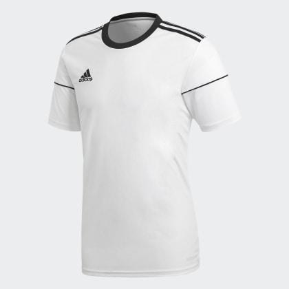 17 Trikot Weiß Deutschland WhiteBlack Adidas Squadra rdCoxeB