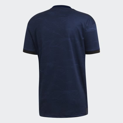 Night Madrid Deutschland Real Indigo Blau Adidas Auswärtstrikot wkO0Pn