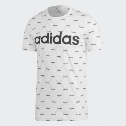 WhiteLegend Linear Deutschland T Adidas Graphic Weiß Ink shirt 54AjL3R